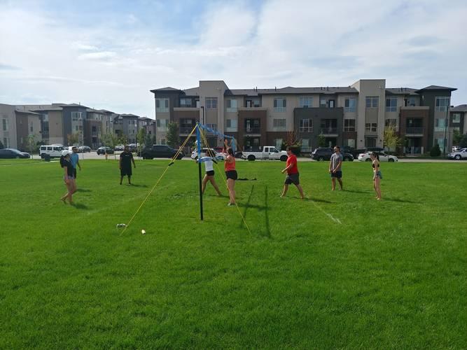 9/12/20 - Grass Coed Rotating Pairs Tournament