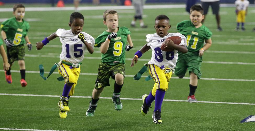 Ultimate Flag Football-click here