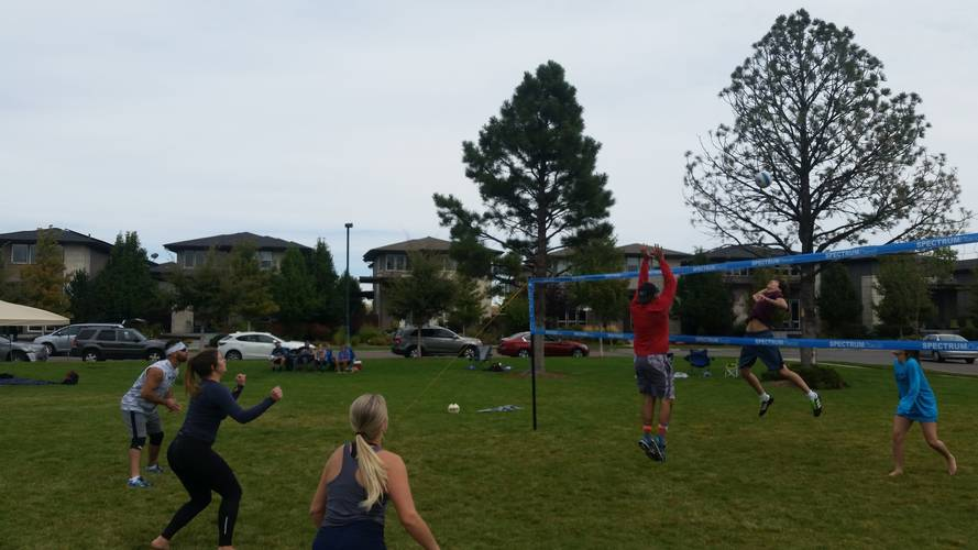 Session 5 '20 - Glendale Thursday Intermediate Volleyball Coed 4's