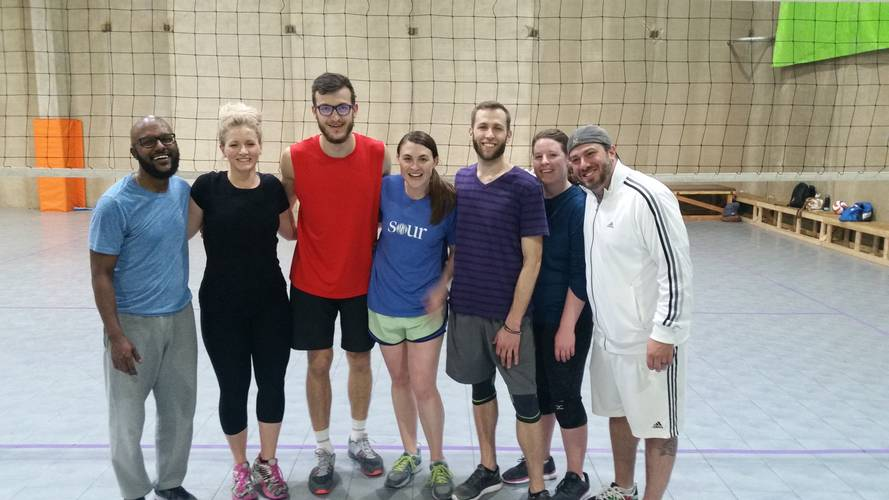Session 5 '20 - Denver Tuesday Volleyball Coed Advanced 6's