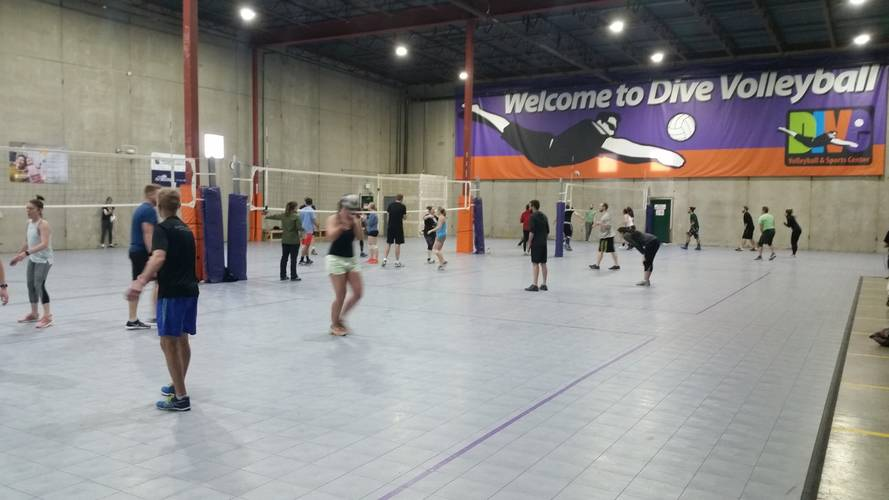 Session 5 '20 - Denver Thursday Volleyball Coed Recreational 6's