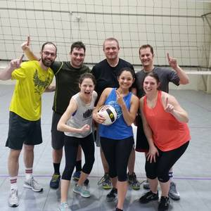 Session 5 '20 - Denver Tuesday Volleyball Coed Recreational 6's
