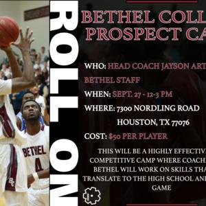 Bethel College Prospect Camp