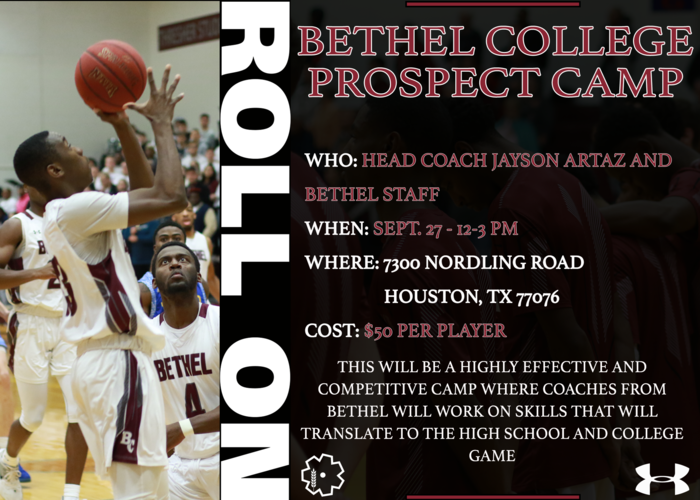 Bethel College Prospect Camp