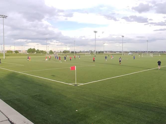 Session 6 '20 - Infinity Park Saturday Soccer Intermediate Coed 11's
