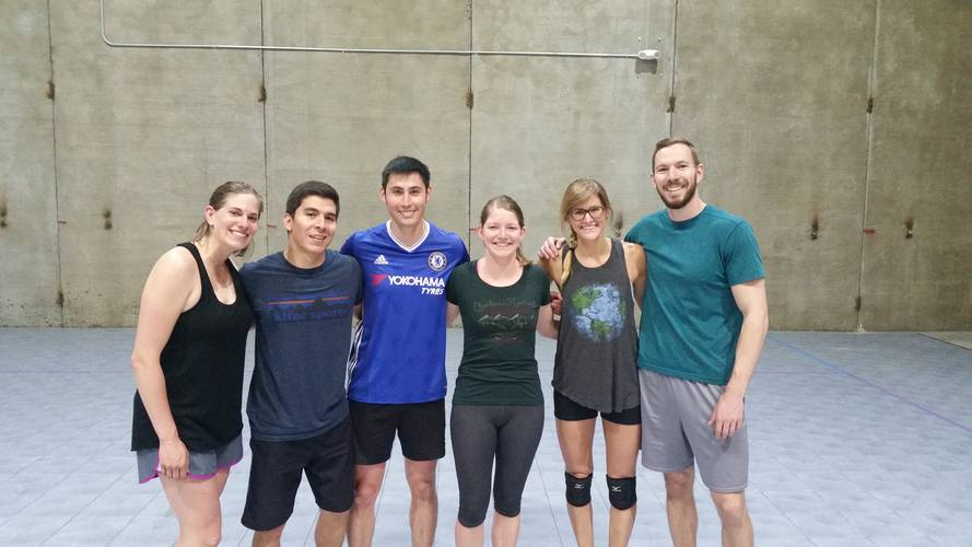 Session 6 '20 - Denver Wednesday Volleyball Coed Intermediate 6's