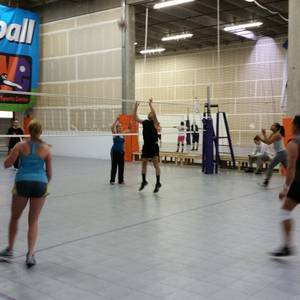 12/12/20 Indoor Tournament - Reverse Coed 4's Tournament