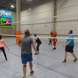 Session 6 '20 - Denver Tuesday Volleyball Coed Intermediate 6's