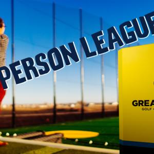 4 Person Winter League