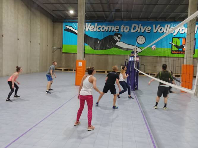 Session 3 '21 -  Denver Tuesday Volleyball Coed Intermediate 6's