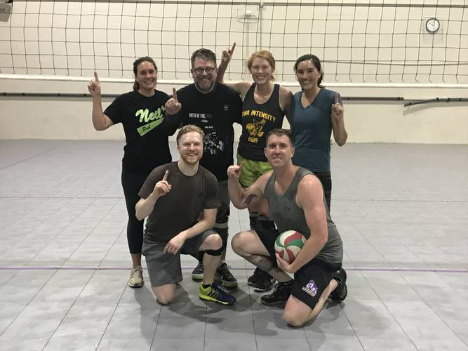 Session 3 '21 -  Denver Wednesday Volleyball Coed Intermediate 6's