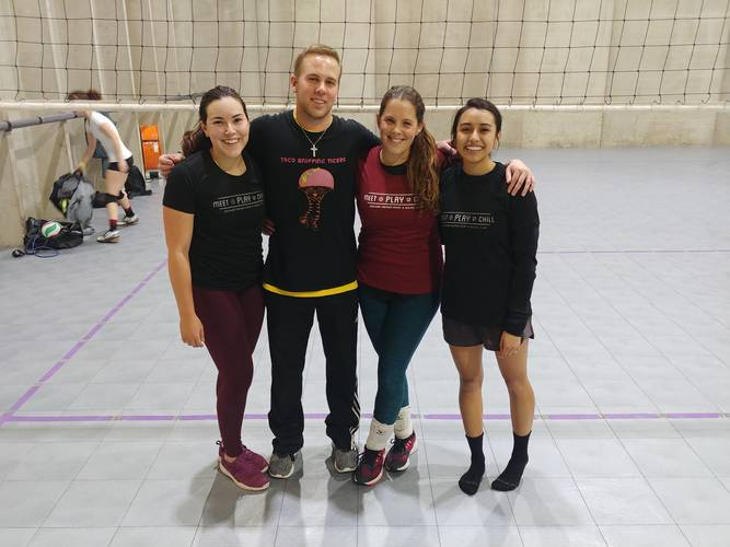 Session 3 '21 -  Denver Wednesday Volleyball Coed Intermediate 4's