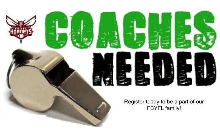 FBYFL Basketball Coaching Registration