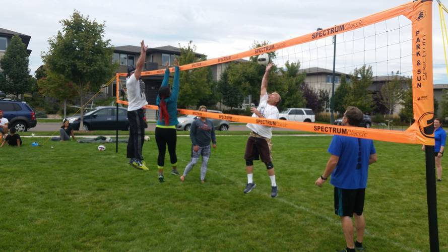 Session 4 '21 - Glendale Thursday Intermediate Volleyball Coed 4's