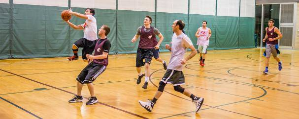 Session 4 '21 - Glendale Wednesday Mens Competitive Indoor Basketball