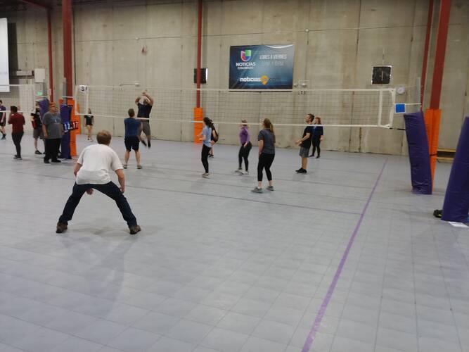 Session 4 '21 -  Denver Thursday Volleyball Mens Advanced 6's