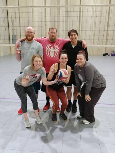 Session 4 '21 -  Denver Wednesday Volleyball Coed Advanced 6's