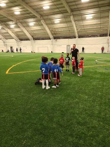 Summer 21 Skill Training/Games Flag Football