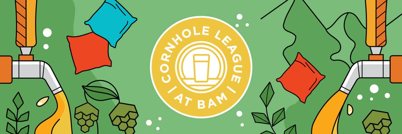 BAM Spring Cornhole League