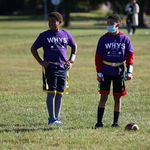5v5 Youth Flag Football League