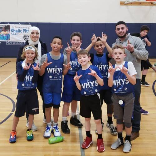 3rd Grade U Basketball League