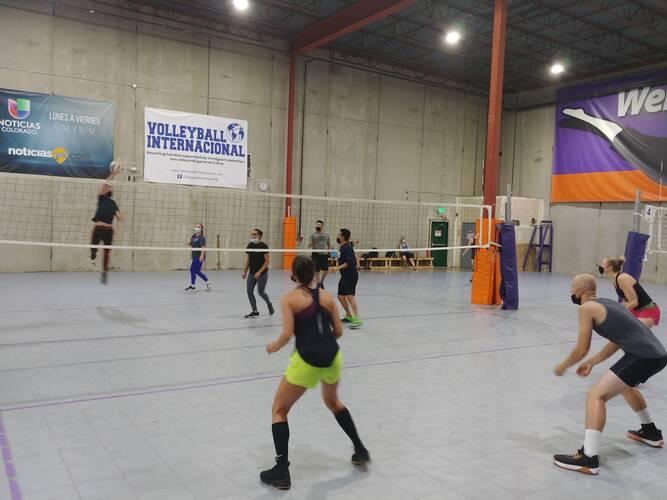 6/6/21 - Reverse Coed 4's Indoor Volleyball Tournament