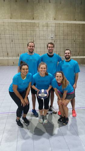Session 5 '21 - Denver Tuesday Volleyball Coed Advanced 6's