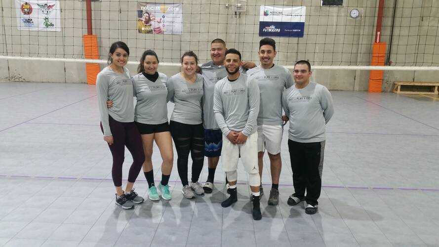 Session 5 '21 - Denver Tuesday Volleyball Coed Intermediate 6's