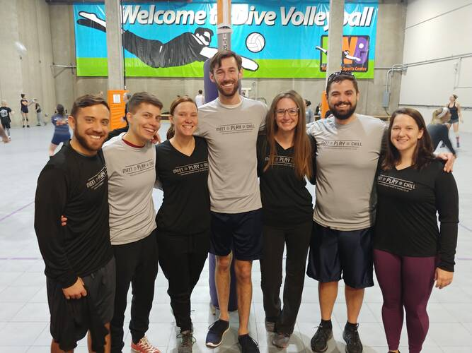 Session 5 '21 - Denver Wednesday Volleyball Coed Intermediate 6's