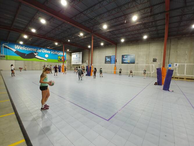 Session 5 '21 - Denver Wednesday Volleyball Coed Advanced 6's