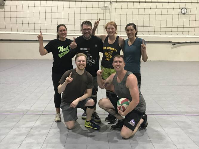 Session 5 '21 - Denver Thursday Volleyball Coed Recreational 6's