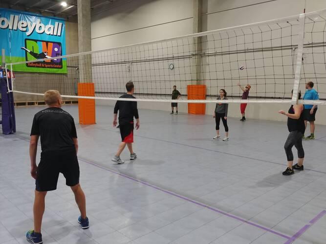 Session 5 '21 - Denver Thursday Volleyball Mens Advanced 6's