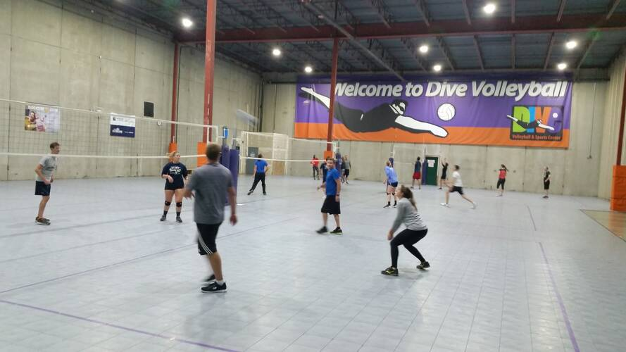 Session 5 '21 - Denver Tuesday Volleyball Coed 4's