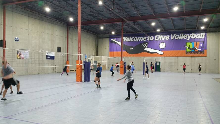 Session 5 '21 - Denver Wednesday Volleyball Coed 4's