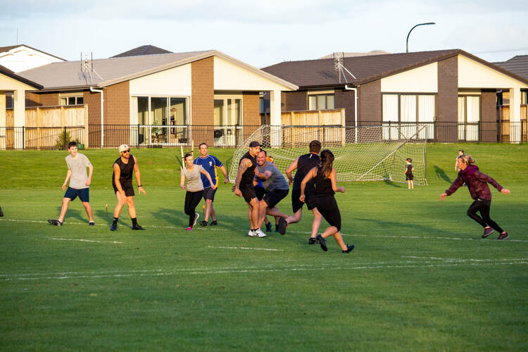 Omokoroa Touch Rugby Sep 2021