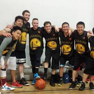 Tuesday Night Men's Intermediate Summer League