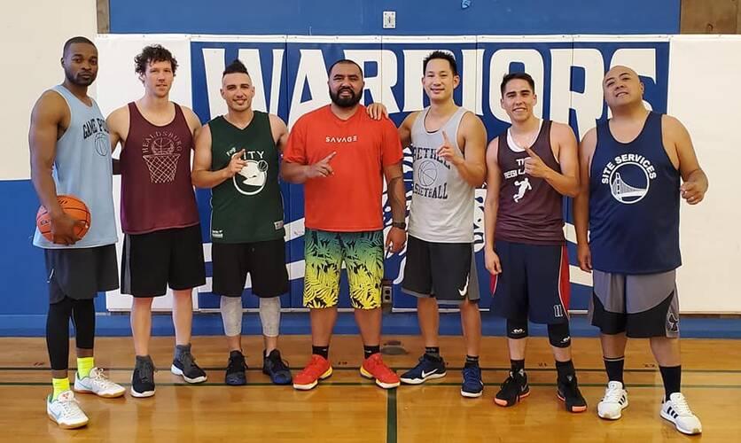 Friday Late Night Men's Basketball REC-League