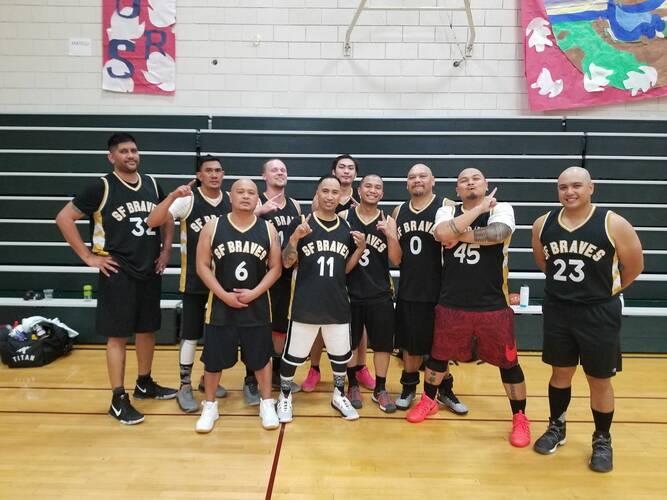 Monday Night Corporate Basketball REC - League