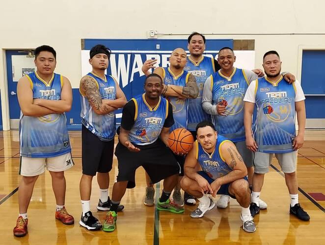 Tuesday Night Men's Intermediate Basketball League