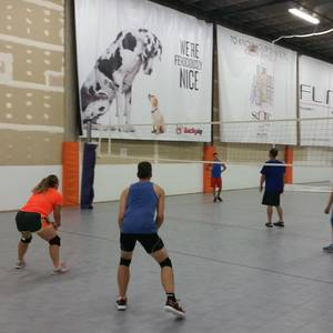 Tues Dive Advanced 4s - Indoor Hard Court Volleyball League - Denver