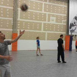 Wed Dive Recreational 6s - Indoor Hard Court Volleyball League - Denver