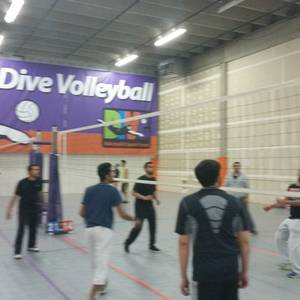 Wed Dive Intermediate 4's - Indoor Hard Court Volleyball League - Denver