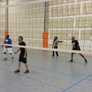 Tues Dive Recreational 6s - Indoor Hard Court Volleyball League - Denver