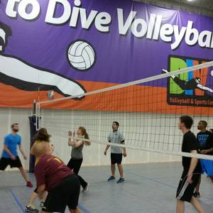 Wed Dive Advanced 4s - Indoor Hard Court Volleyball League - Denver