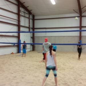 Drop-in Sand Volleyball
