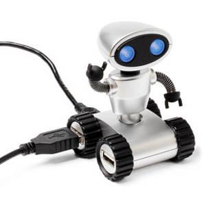Pre-Robotics: Mission to Space