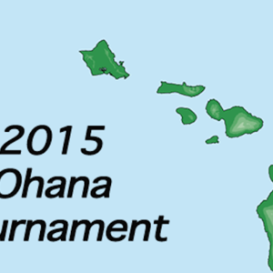 2015 Ohana Tournament