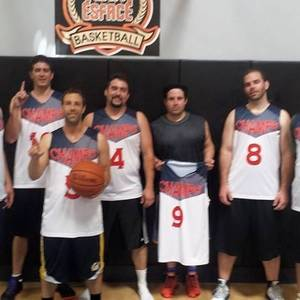 Saturday Men's Summer League