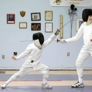Fencing: by Baltimore Fencing