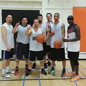 Saturday Men's Summer Afternoon Basketball League